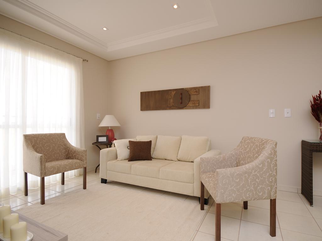 Sala de estar (64m², 2 dorms.)