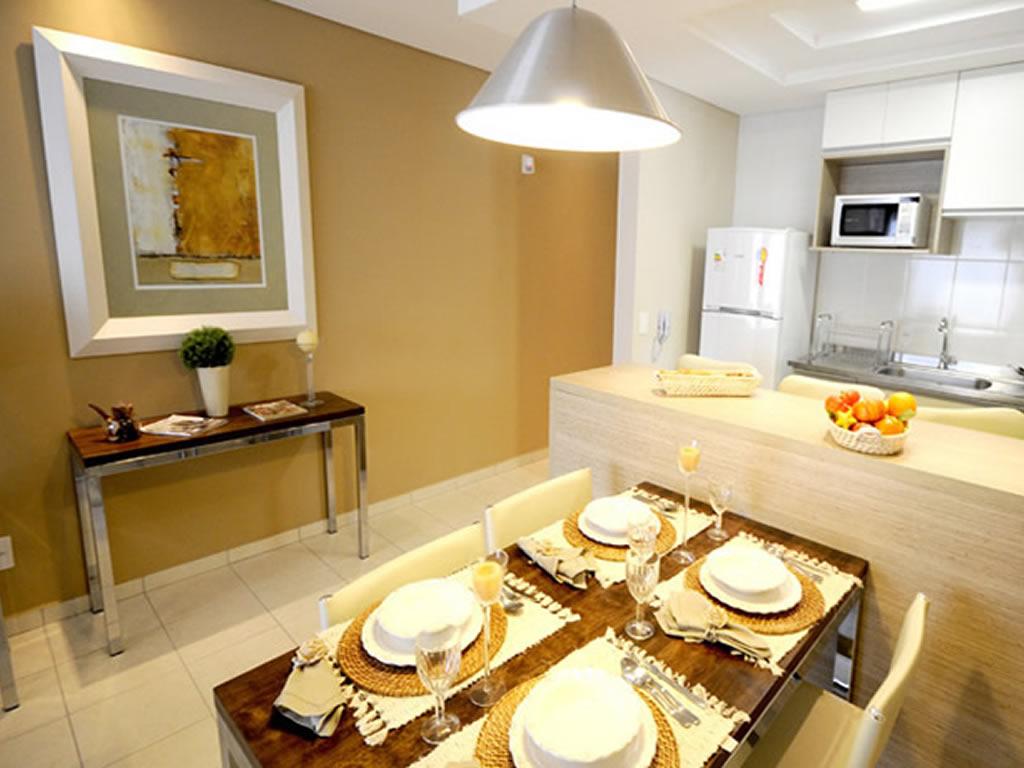Sala de jantar (2 dorms)