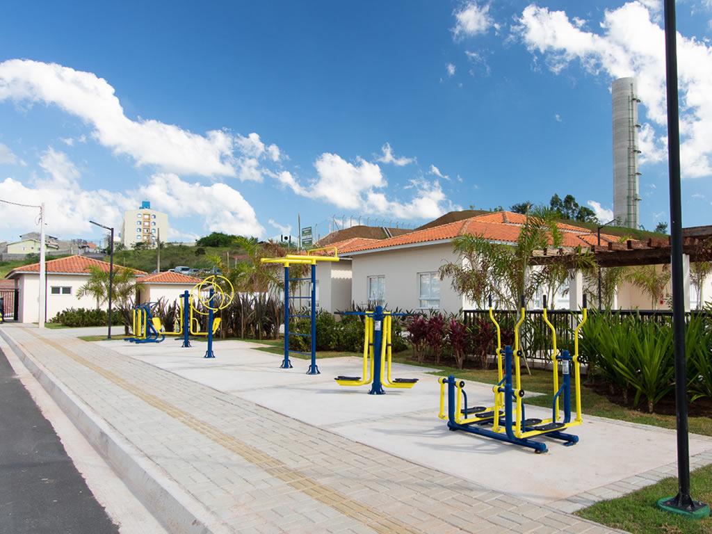 Academia ao ar livre