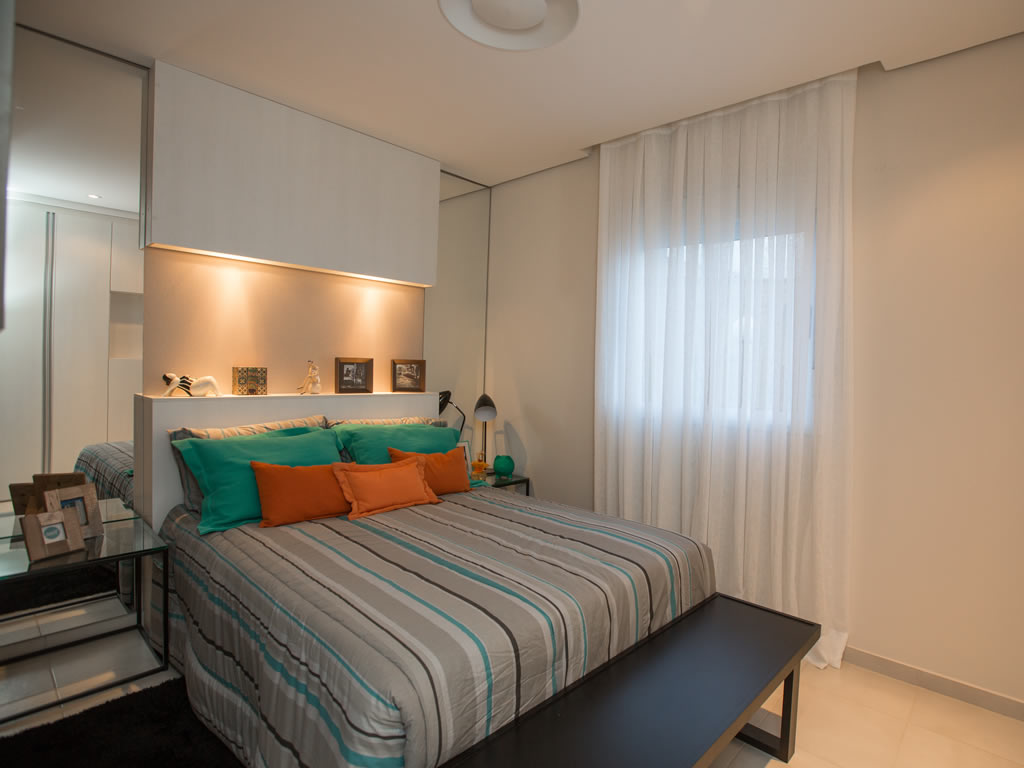 Dormitório (1 dorm)