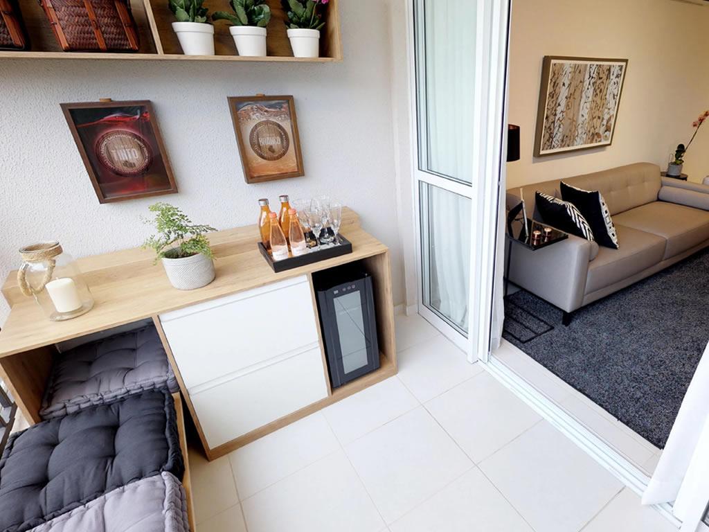 Varanda Grill (2 dorms)