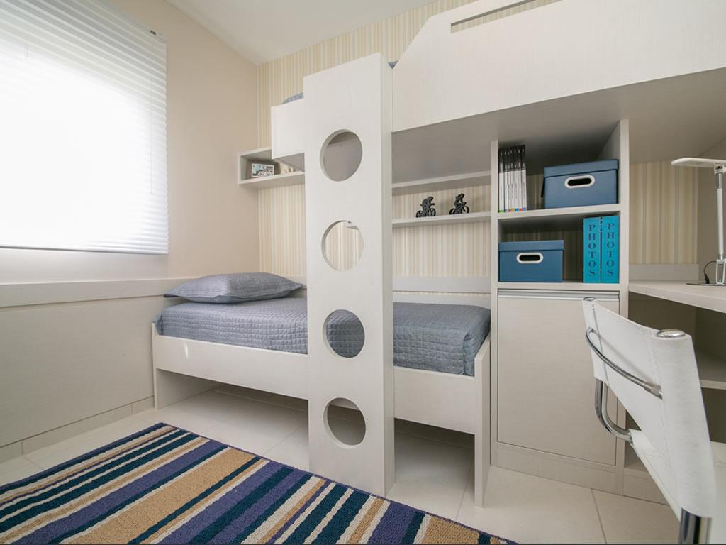 Dormitório (3 dorms)